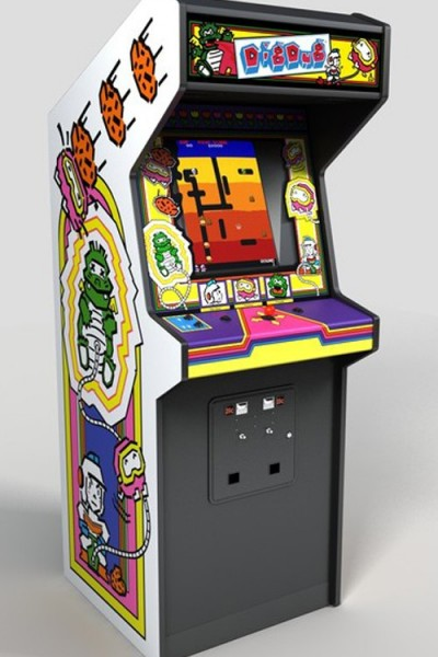 Classic Dig Dug Arcade Spielautomat